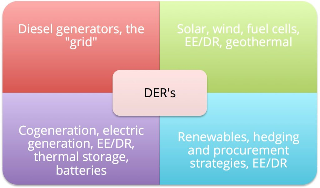 New Power Paradigm Distributed Energy Resources